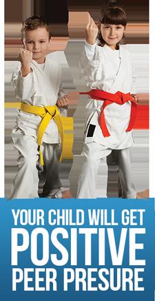 positive martial arts